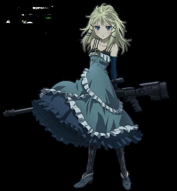 Best Anime Sniper
