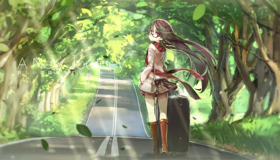 Kiskaloo's Concept Folder A_New_Journey