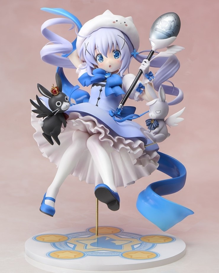 Figuratively Speaking Magical_Girl_Chino